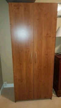 2-door wardrobe in good condition Burnaby, V5E 1Y9