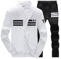 Y-8 tracksuit size medium to 4xl 4 colors 60$ each or 3/150$