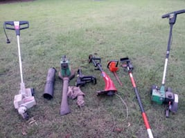 lawn maintance tools see below for pricing