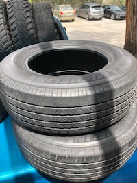 SET OF 4 USED MICHELIN H/T TIRES 255/70/R18 Henderson, 89074