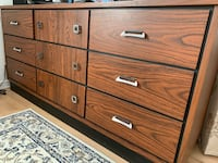 Dresser with 3x3 drawer Longueuil, J4V 1R3