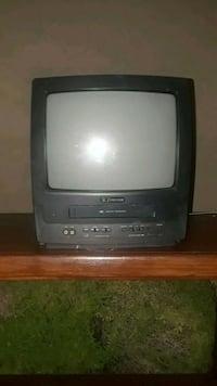 black CRT TV with remote Phoenix, 85015