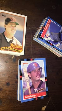 assorted baseball player trading cards Hendersonville, 37075