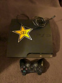 PlayStation 3, with 1 control works great $60 obo (no cable control ) 2401 mi