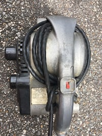 craftsman vintage working 4in. belt sander Virginia Beach, 23462