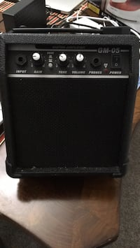 Guitar Amplifier 47 km