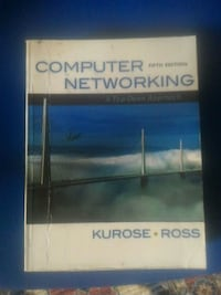 Computer Networking Fifth Edition (Kurose & Ross)