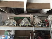 Stained glass lamps  Manalapan Township, 07726