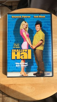 Shallow Hal DVD Movie Laurel