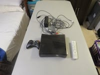 XBOX 360 With 4 Games Hardly Used Like New Fort Saskatchewan