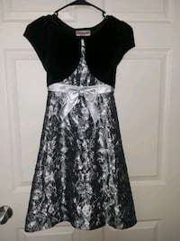 black and white floral sleeveless dress Mobile, 36619