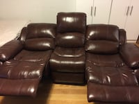 Bryant ii leather recliner - power seats