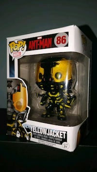 Marvel yellow jacket funko pop Toronto