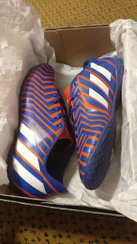 2014 World cup edition indoor soccer shoes  Calgary, T3K 6H4
