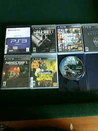 7 ps3 games they all work Hickory, 28602