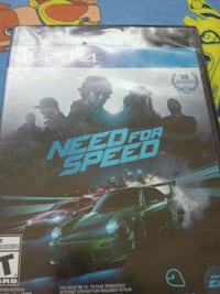 Need for Speed PS4 game case El Paso, 79935