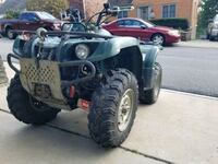 2009 yamaha grizzly 4x4 quad Pittsburgh, 15227