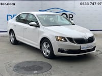 2018 Skoda Octavia OPTIMAL 1.6 TDI CR 115 PS DSG GREEN TEC Ümraniye