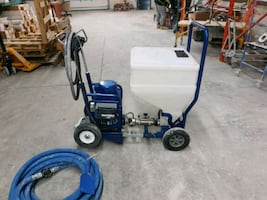 Graco T-max 6912 Airless & Air assisted Sprayer