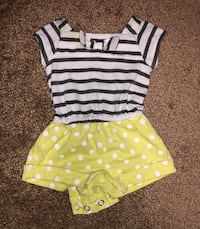 Little Girls Romper Las Vegas, 89139