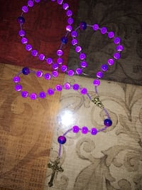 Handmade rosary  Houston, 77084