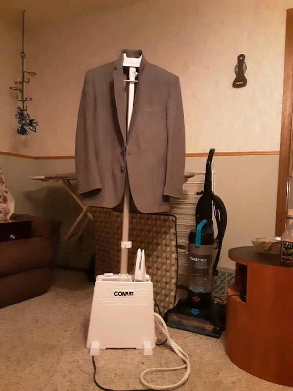 Dry cleaner steamer 4