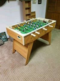 Used Deutscher Meister Foosball Table For Sale In Festus Letgo - Deutscher meister foosball table