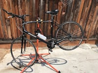 2016 Speciaized sirrus Larges Frame Hybrid commuters road bikes  San Jose, 95132