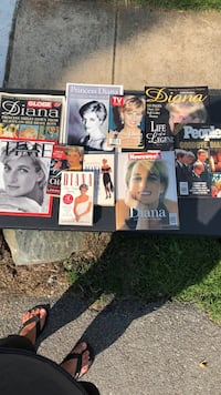 Princess Diana lot 10 items total Hagerstown, 21740