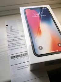 Brand New iPhone X come with everything  Bronx, 10457