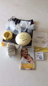 Used medela breast pump  Bowmanville, L1C 2H5