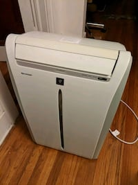 Sharp 110000btu Air Conditioner & Ion Generator 373 mi