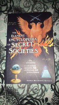 The element encyclopedia of secret societies book Edmonton, T6X 0K8