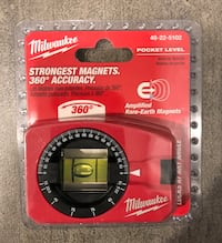 BRAND NEW - Milwaukee Magnetic Level San Jose, 95123