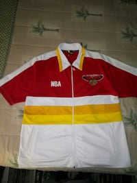 Alanta Hawks warm up jacket  Baltimore, 21217