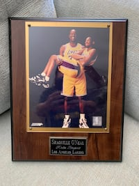 Basketball 8x10 Shaquille and Kobe Henderson, 89015