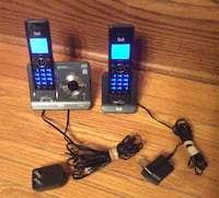 Bell Cordless Home Phone - Base & 2nd Handset