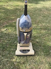 Hoover WindTunnel Bagless Twin Chamber Blue Bell