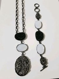 2pc necklace & bracelet set Toronto, M3A 2R3