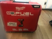 Milwaukee M18 Fuel cordless drill box Washington, 20024