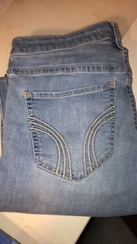 Hollister light blue jeans Silver Spring, 20904