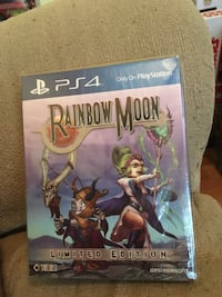 Rainbow Moon Limited Edition PS4 game