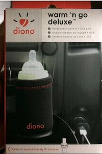 on the go bottle warmer  Toronto, M1E 5C3