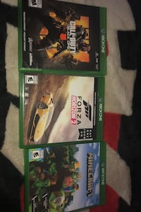 Xbox one games  Kitchener, N2A 1V7