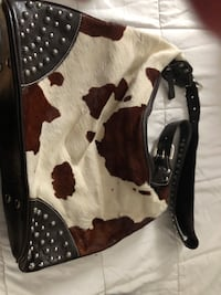 American west leather and hide purse Severna Park, 21146