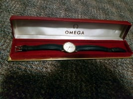 Omega Deville women's watch!