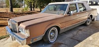 1989 Lincoln Town Car Independence
