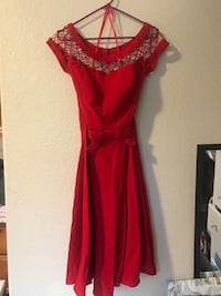 Red Dress Size XL Las Vegas, 89110