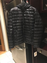 Calvin Klein puffer jacket with detachable hood Vaughan, L4L 7B6