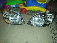Stock headlights from a pontiac g5